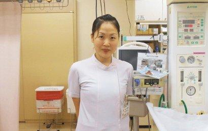 新生児集中ケア認定看護師 熊野 明江