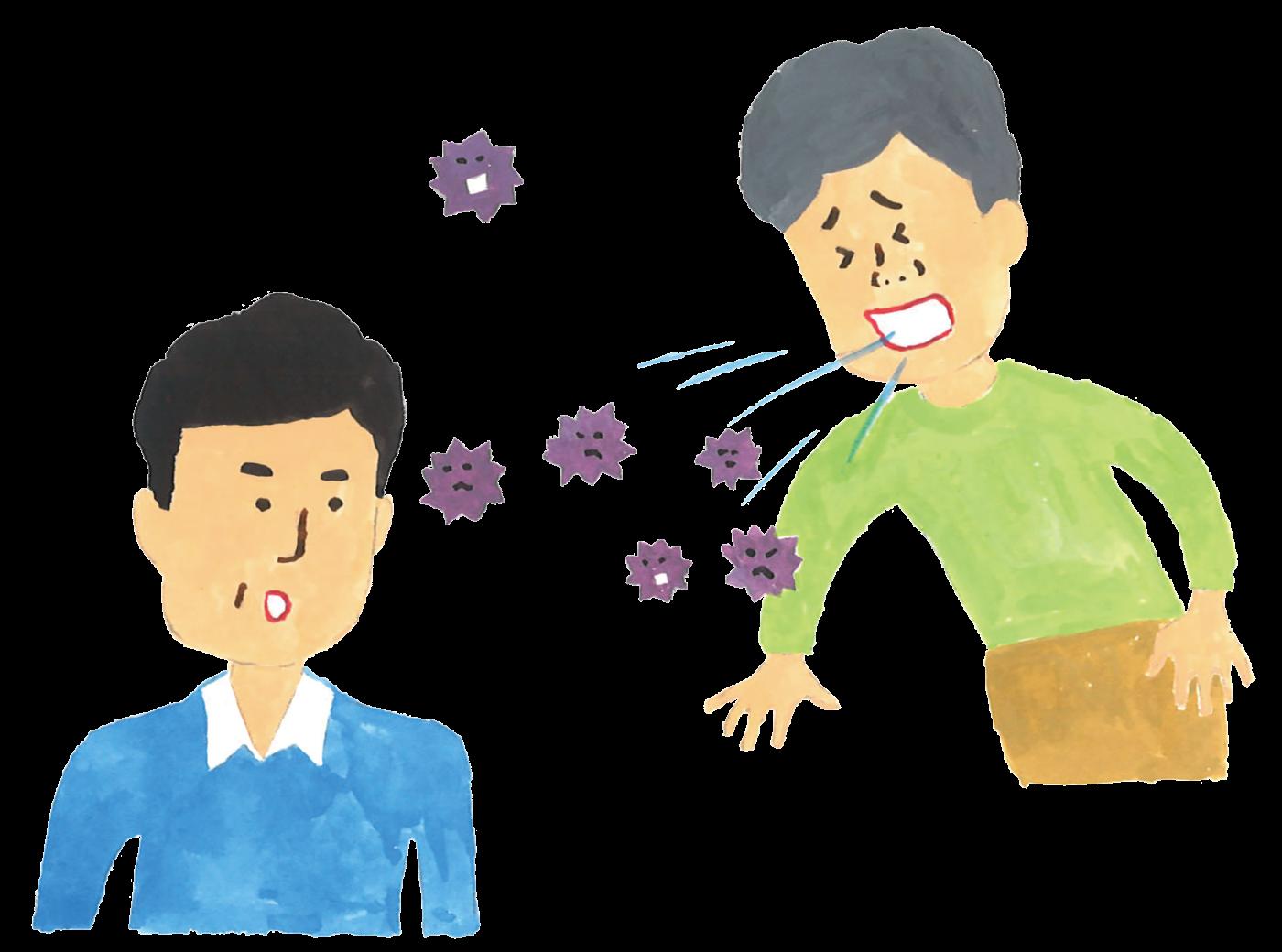 初期 咳 コロナ 症状